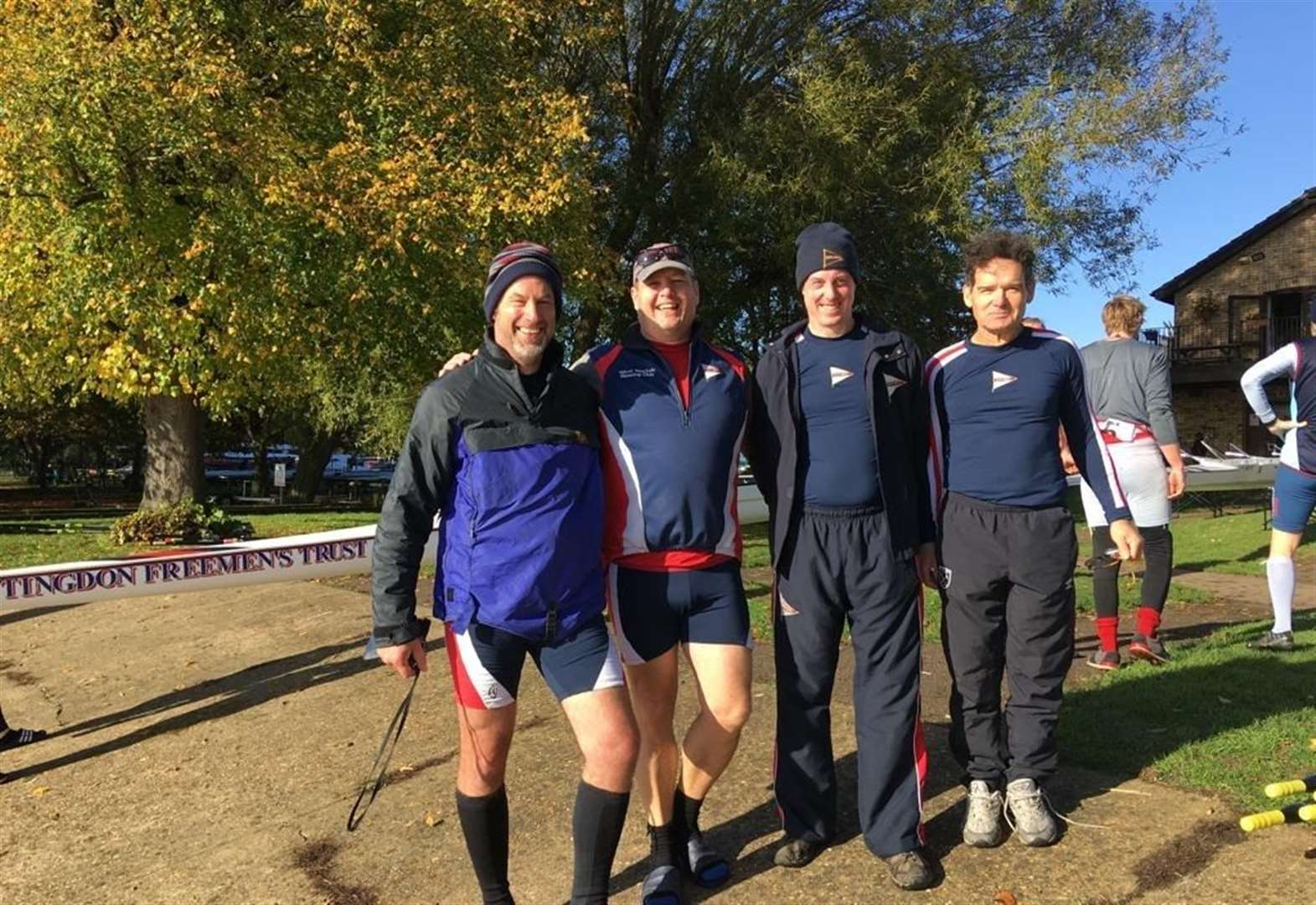 Fast start sees West Norfolk rowers bag second spot in category
