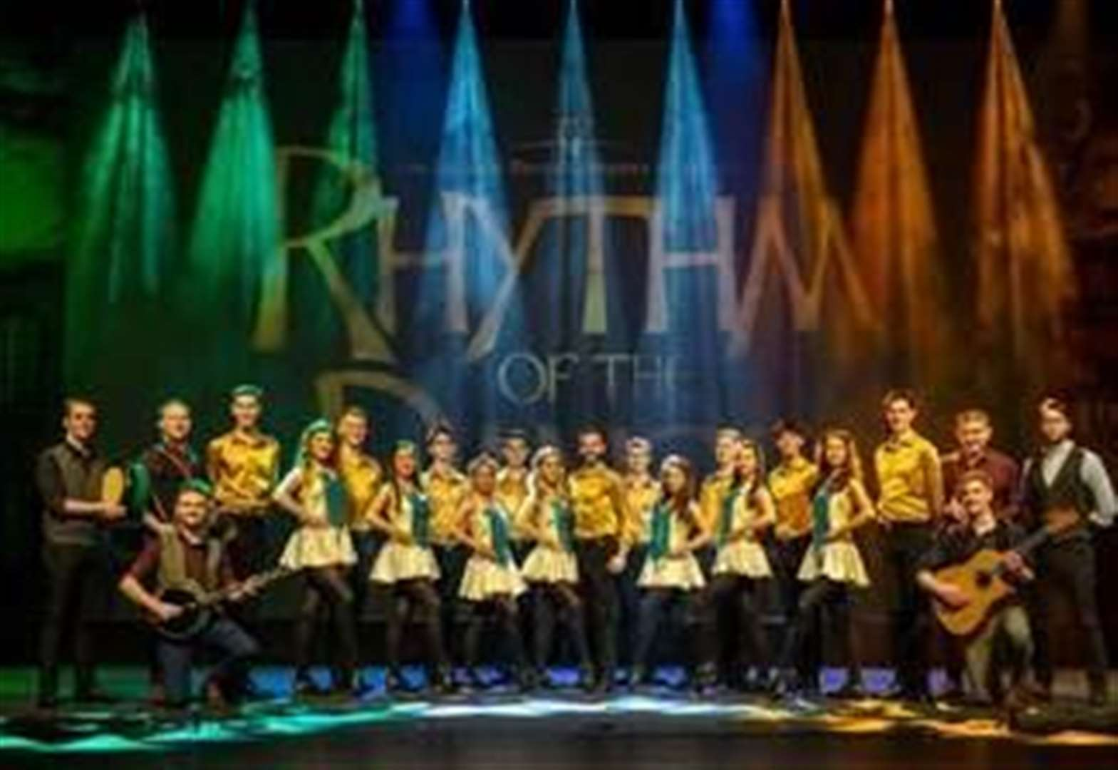 Rhythm of the dance will get your feet tapping at King's Lynn