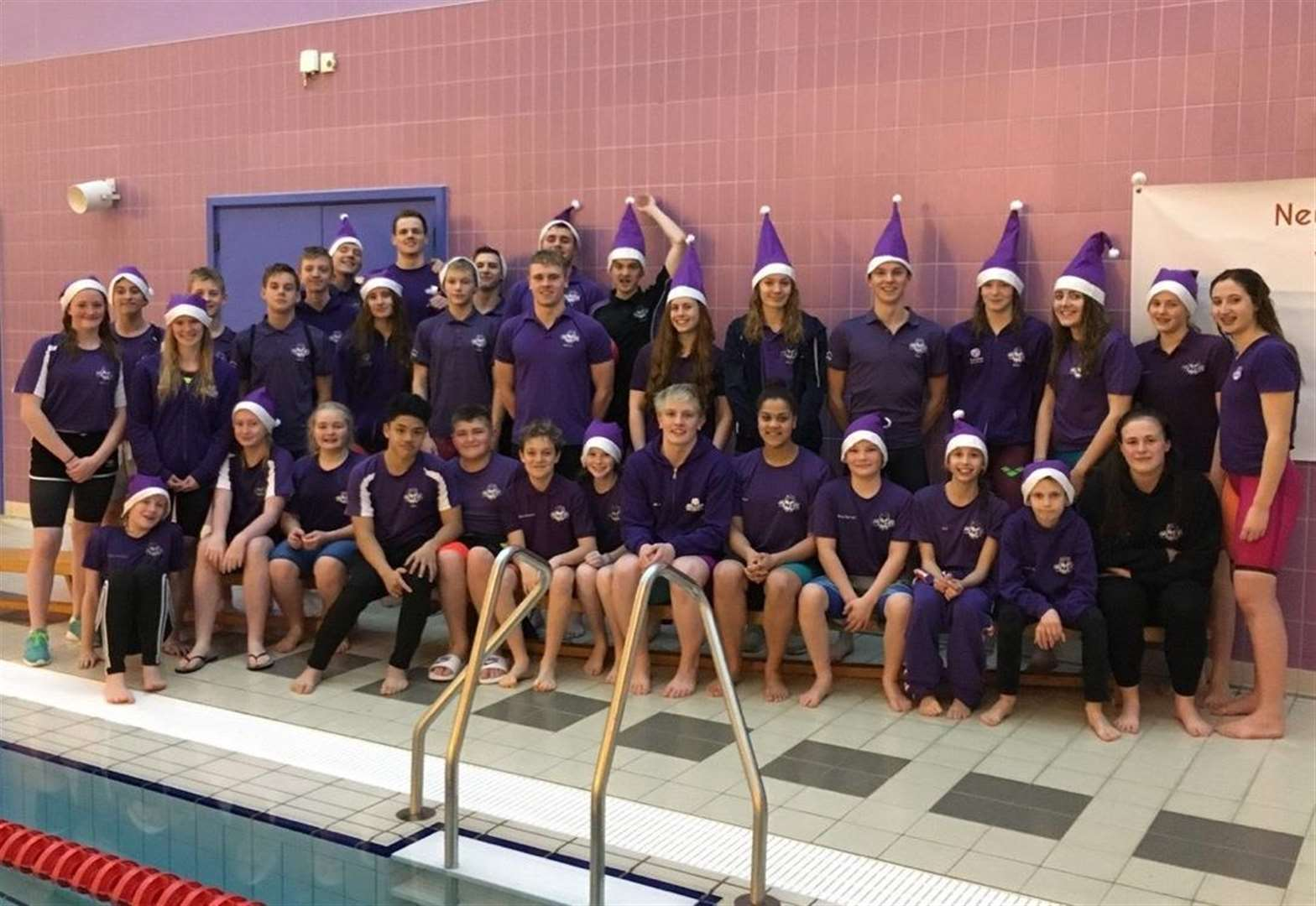 West Norfolk Swimming Club taste success at East Midlands National Arena League in Newmarket