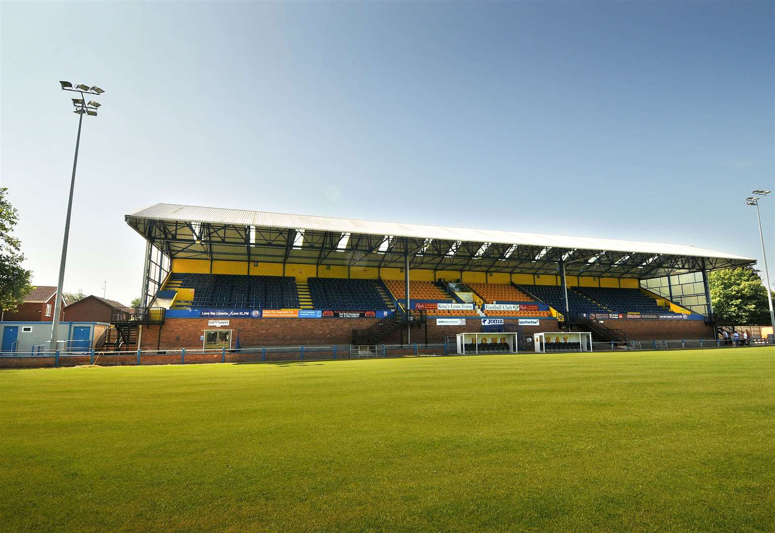 Fan banned as King's Lynn Town pledges 'zero tolerance' on disorder