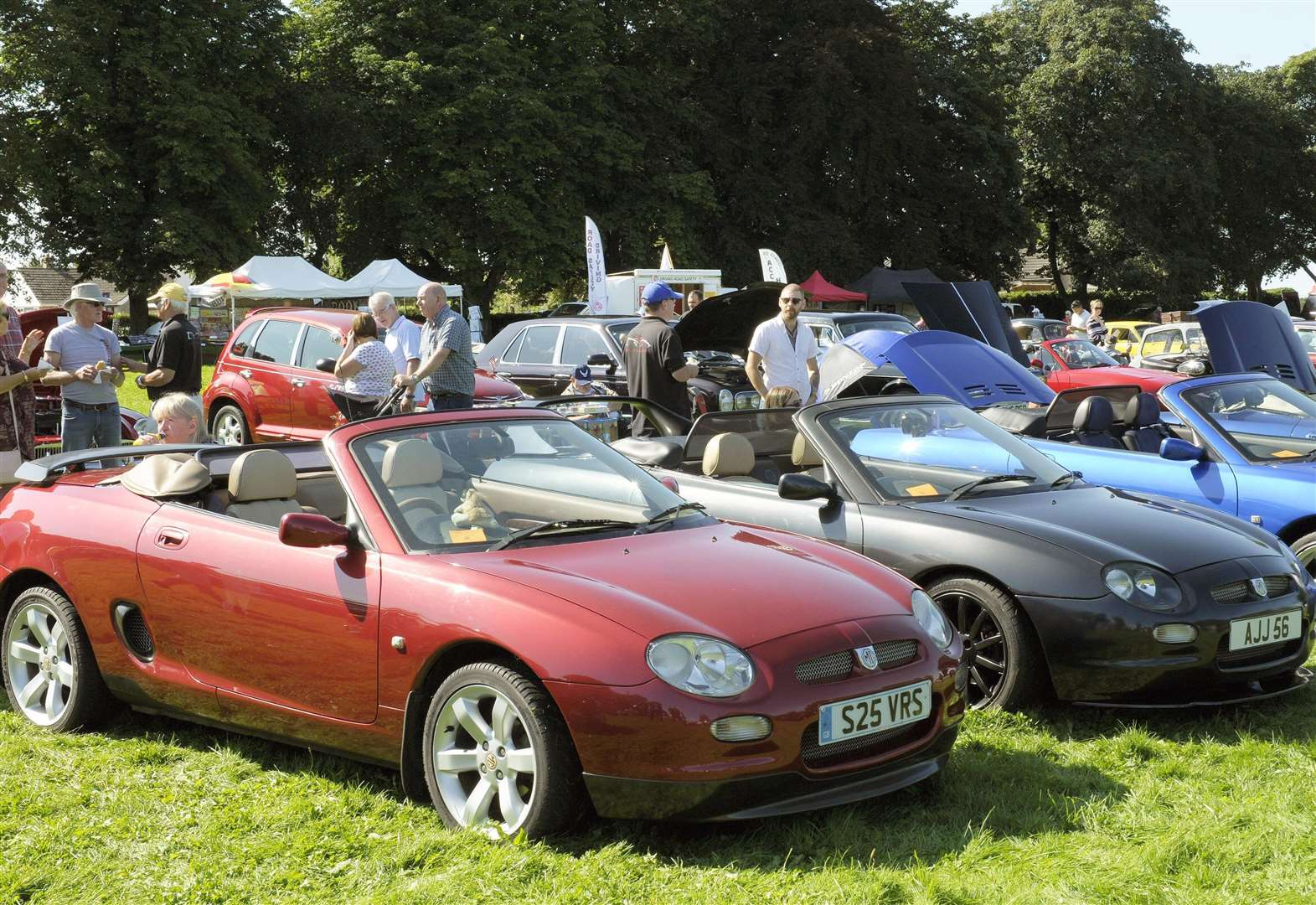 Swaffham gears up for car and fun day