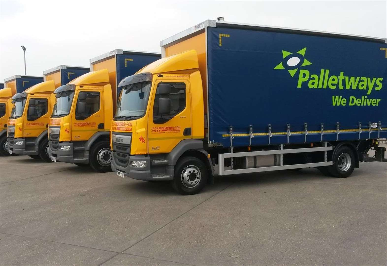 Fakenham hauliers investment for drivers' safety