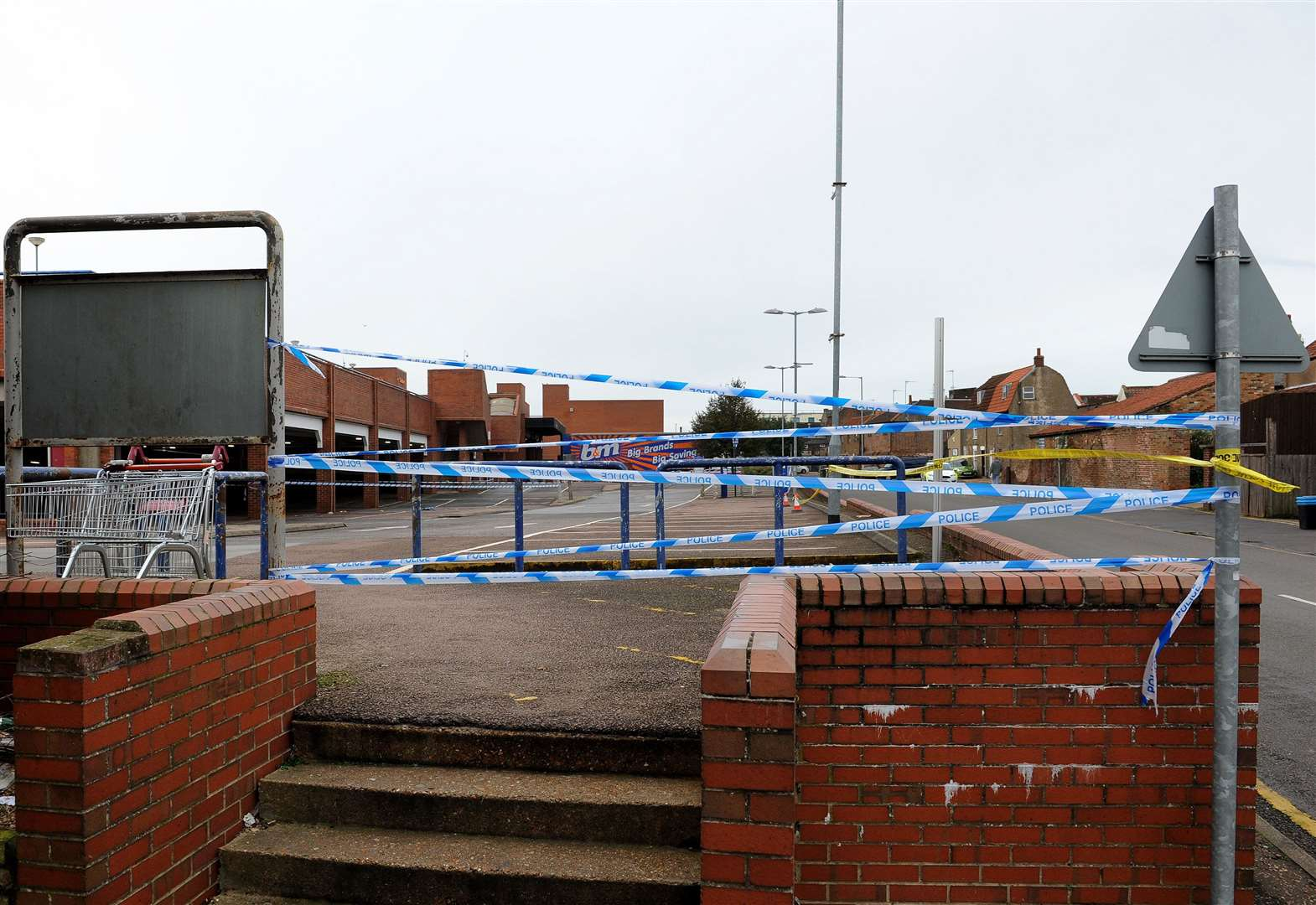 Investigation into assault as King's Lynn car park cordoned off