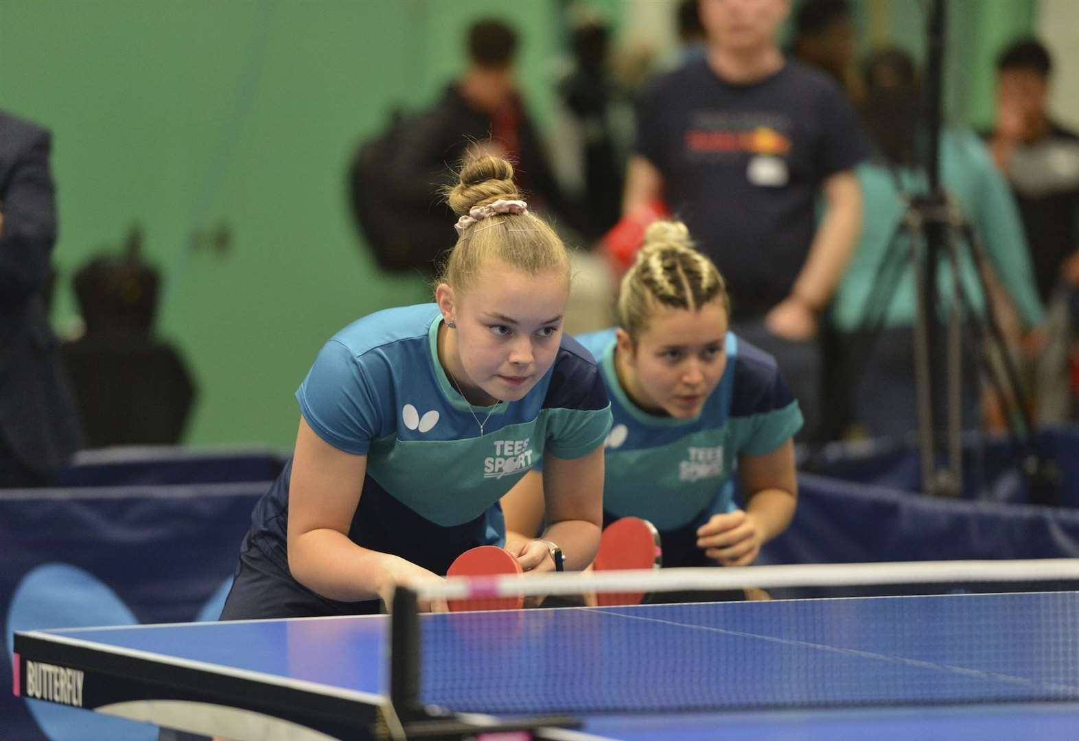 Top seed Mollie Patterson retains mixed doubles title at PG Mutual Cadet and Junior National Championships
