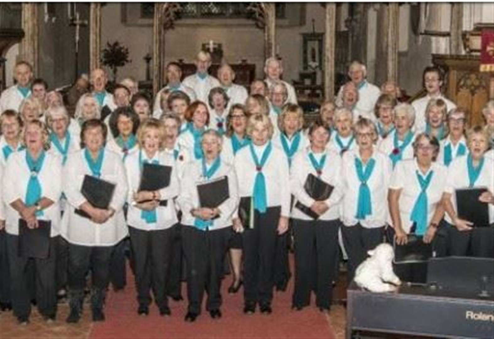 Hunstanton community choir plays concert at St Edmund's