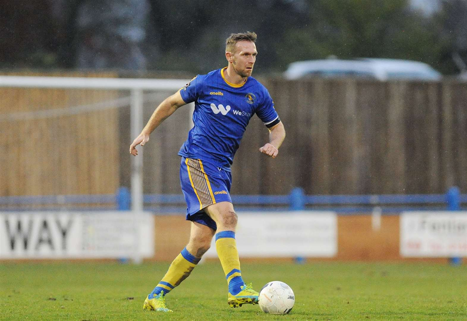 Dover await if Linnets can win FA Trophy replay
