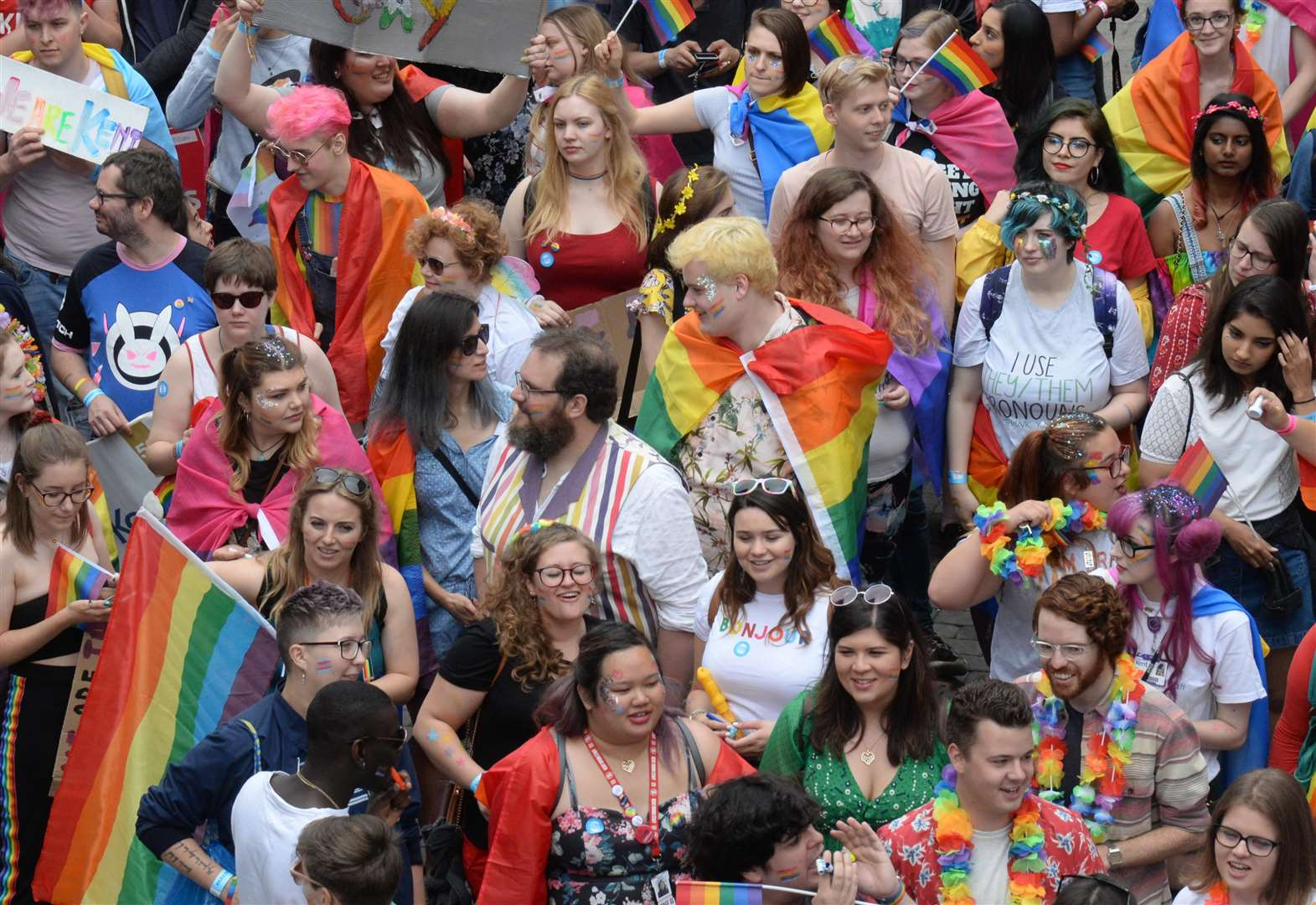 First King's Lynn Pride event to celebrate equality with parade this weekend