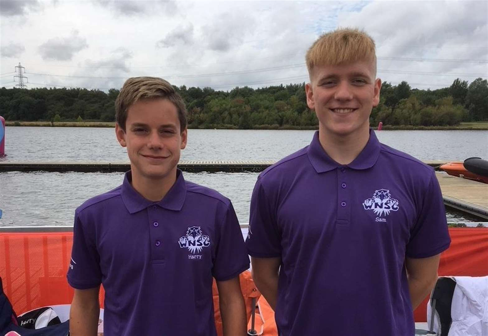 West Norfolk swimmers represent club at British Championships
