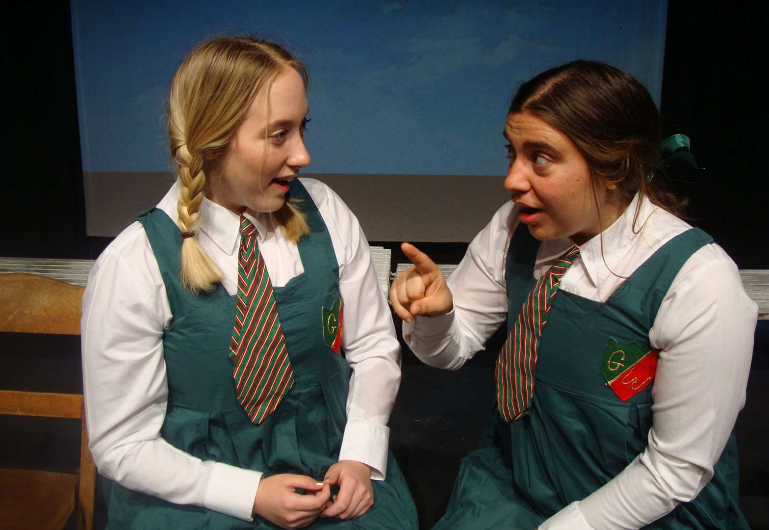Review: Daisy Pulls It Off, Westacre Theatre