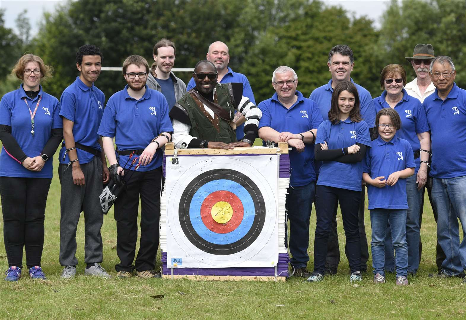 Marshland Archers say come and give archery a go