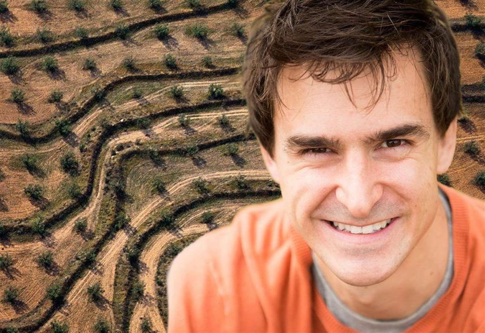 Lewis Dartnell on how humanity has been shaped by geological processes: King's Lynn Festival talk review