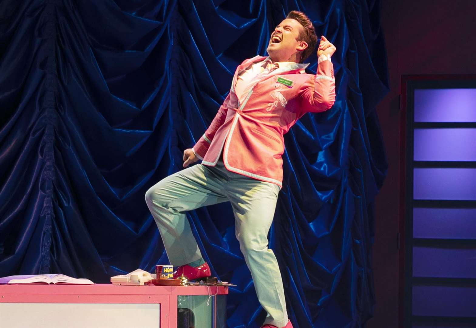 Review: Club Tropicana The Musical, Theatre Royal Norwich*