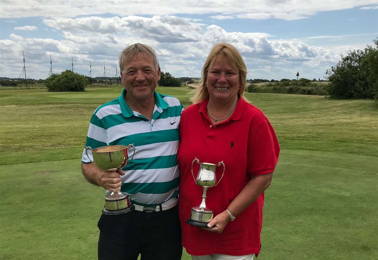 Good scoring at annual Searles Golf Club championships