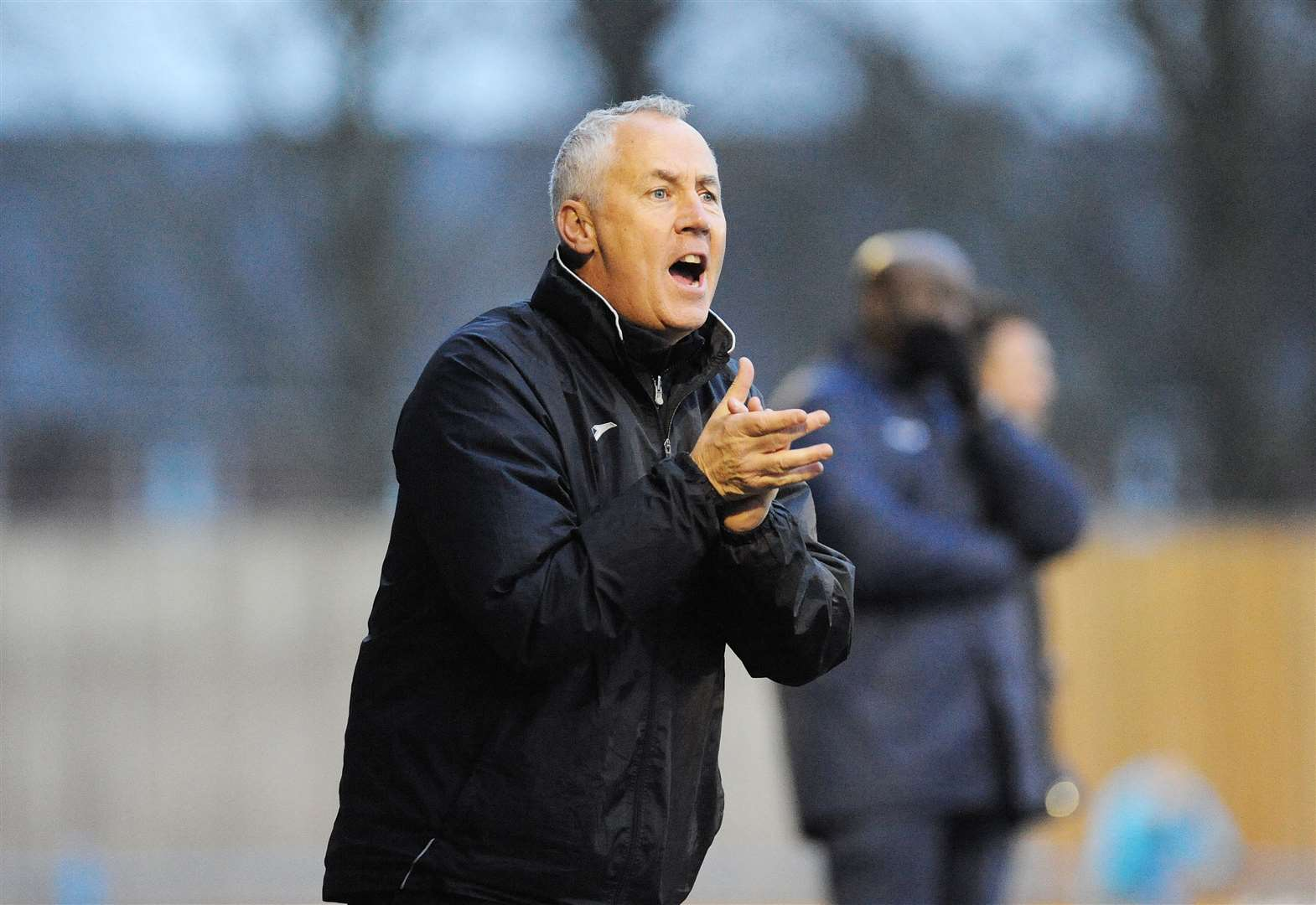 """We know how hard it is going to be, but we'll go out and give it a real go. It's a one-off game and we've got nothing to lose."" - Linnets boss Ian Culverhouse on FA Trophy tie against Dover Athletic"