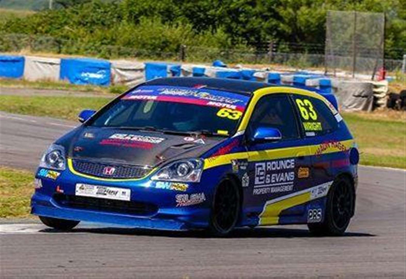 Pembrey highs and lows for Snettisham driver
