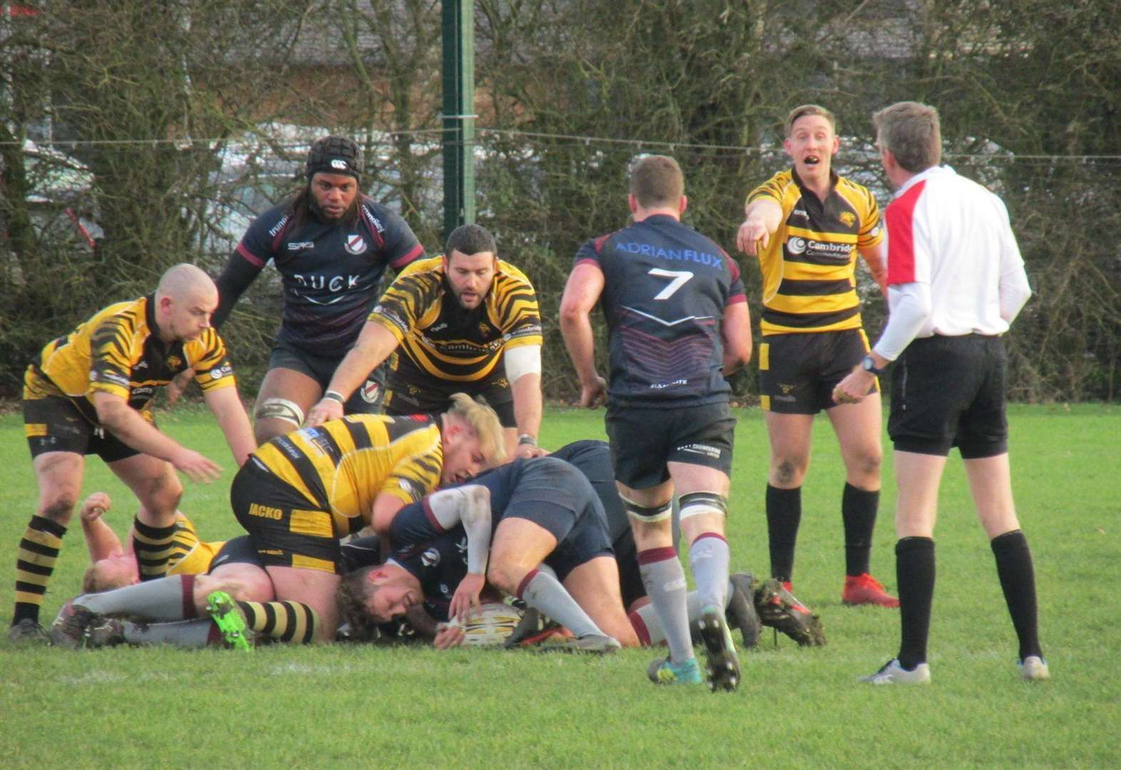 West Norfolk Rugby Club host A47 rivals Wisbech in weekend derby