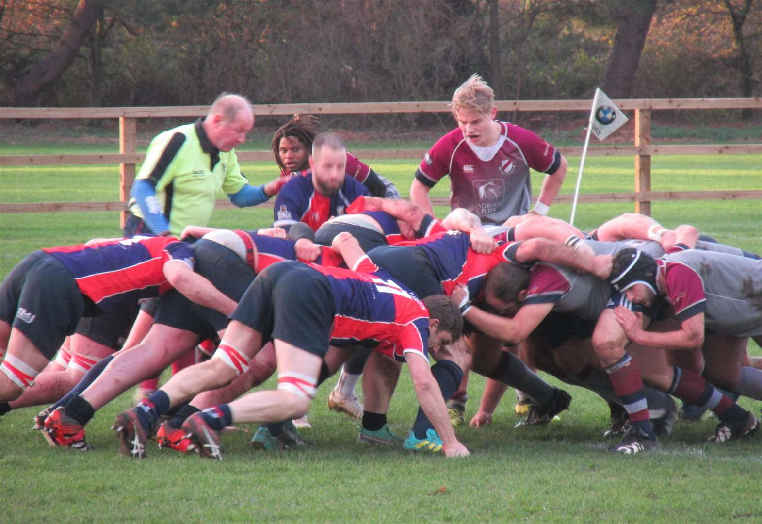 West Norfolk Rugby Club end 2018 home campaign with big win over Thurston at Gatehouse Lane