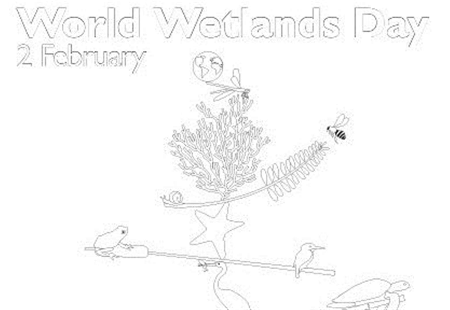 RSPB World Wetlands Day competition organised by Titchwell Marsh nature reserve