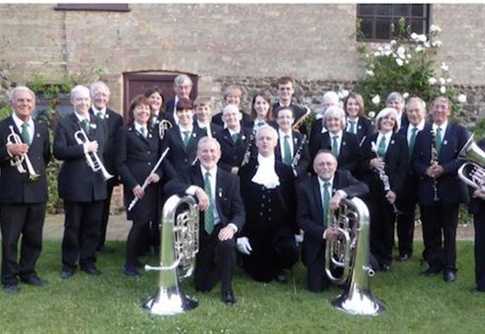 Hunstanton Concert Band plays summer fundraiser