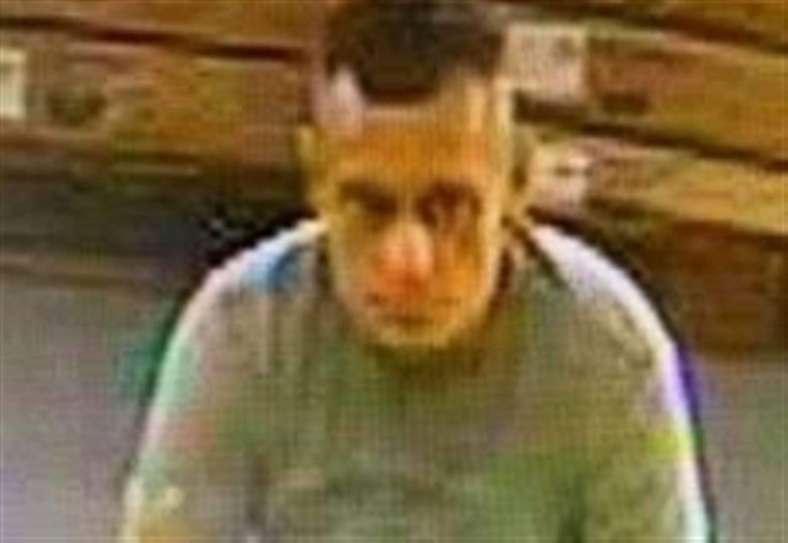 Appeal to trace man after store theft in King's Lynn