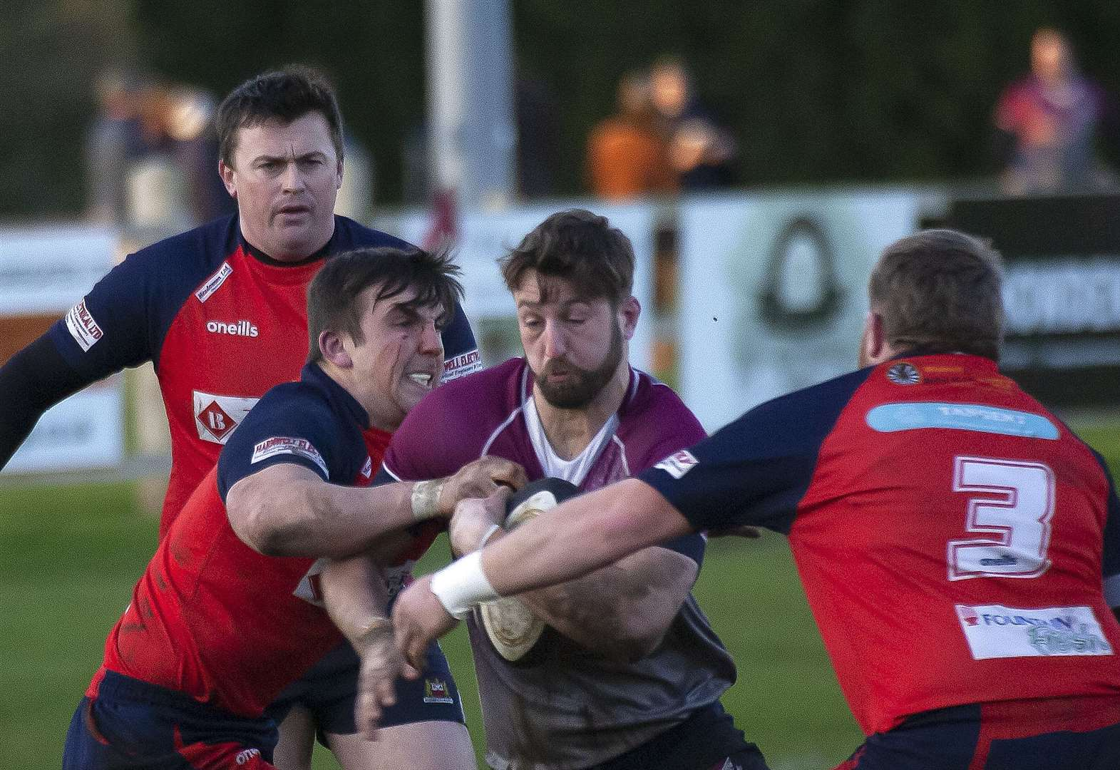 West Norfolk Rugby Club make it a perfect ten