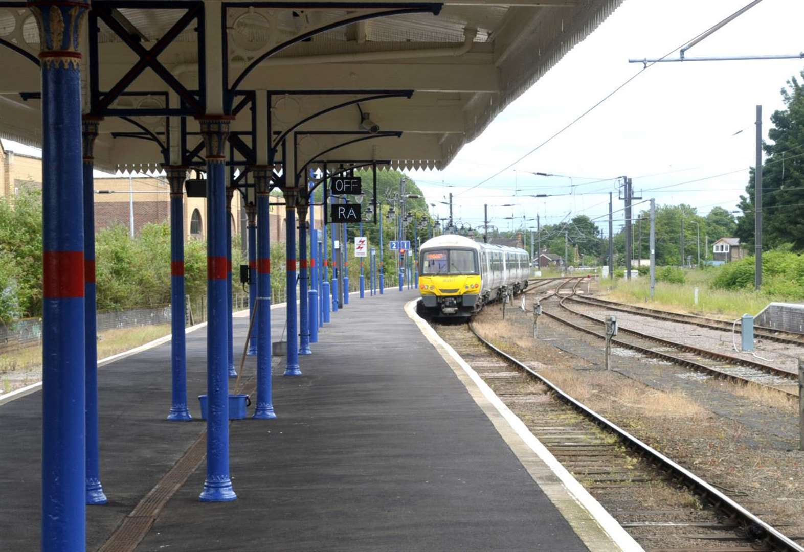 Reinstating railway link 'could save lives'