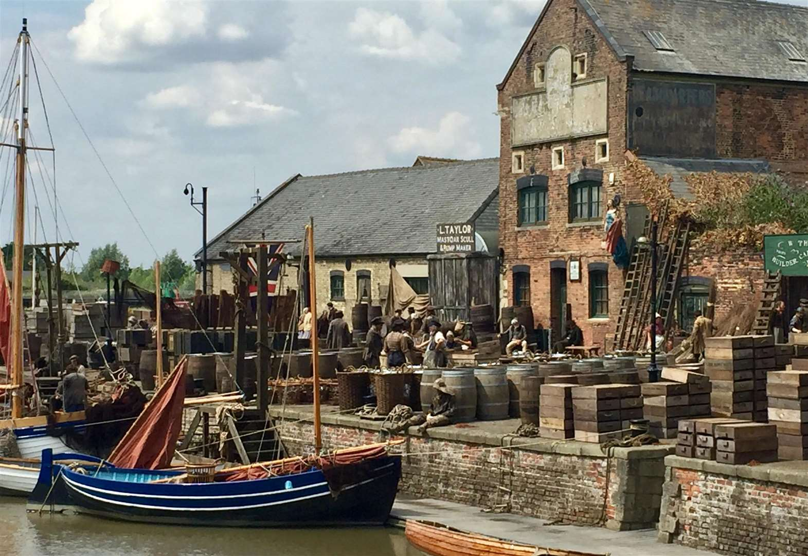 Filming of new movie starts in King's Lynn