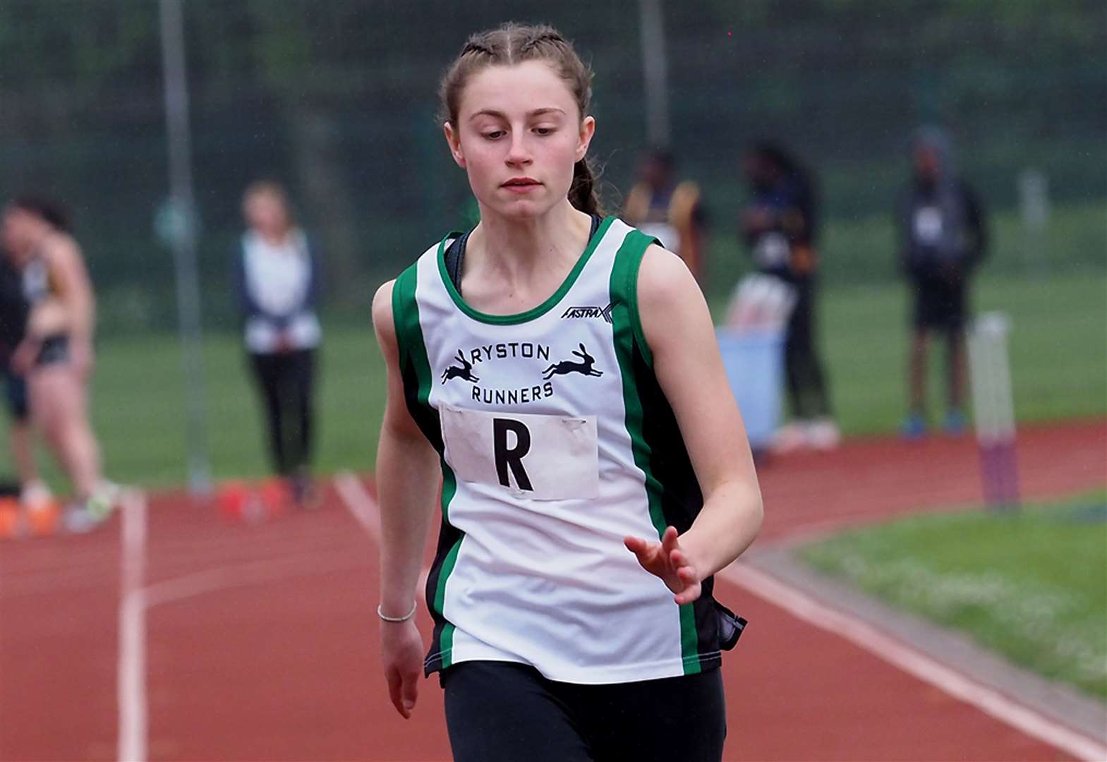 Lauren Moyse leaps to new record as Ryston Runners bag second place