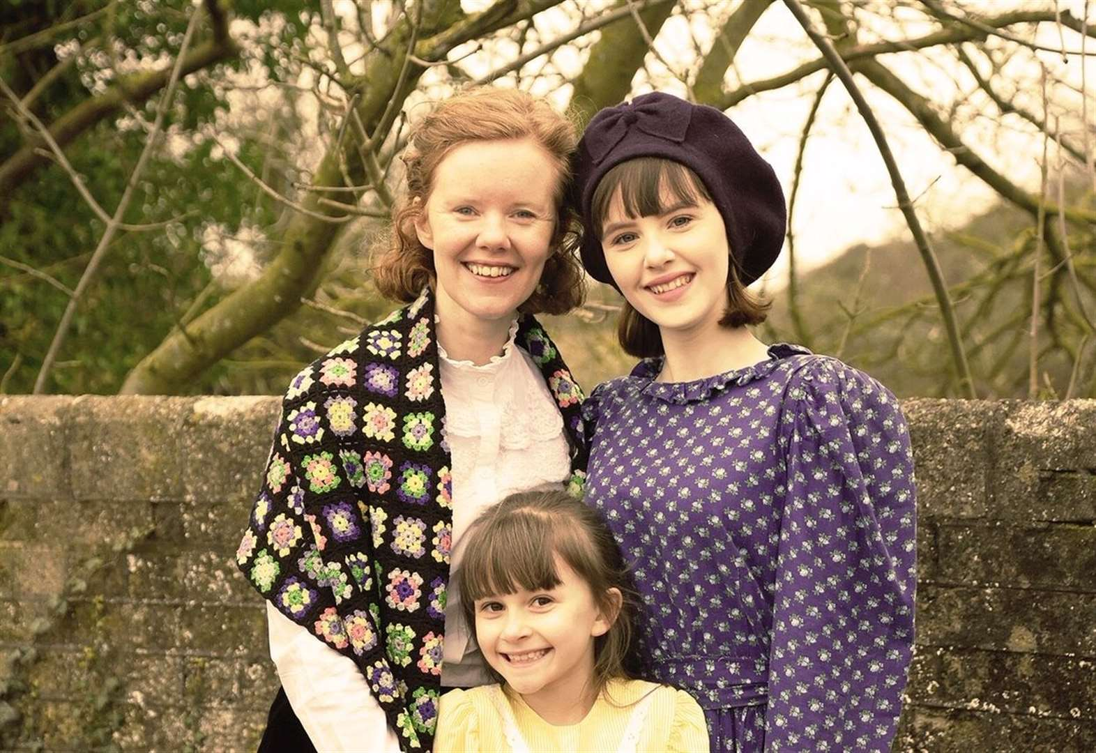 A family affair for the cast of The Railway Children