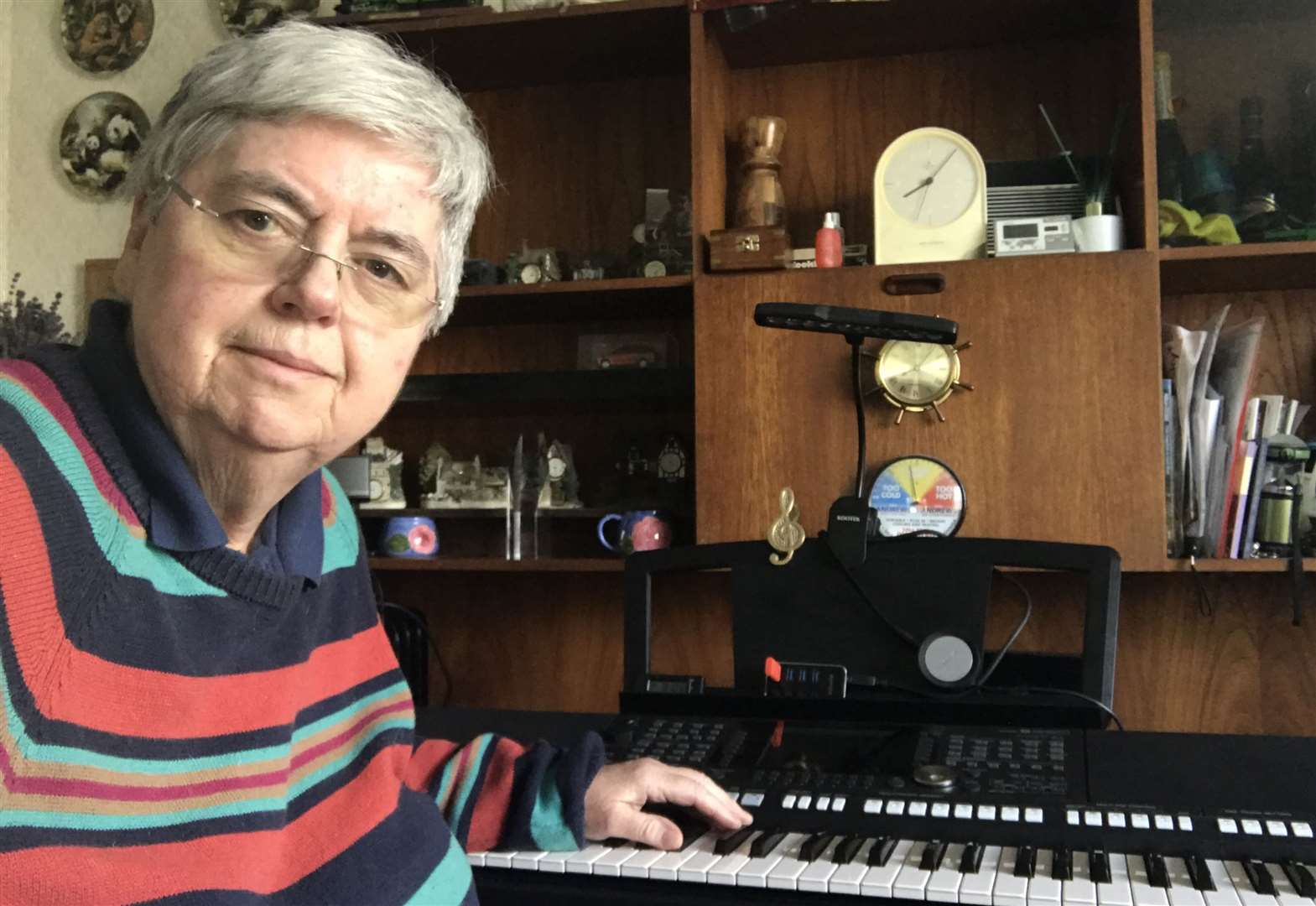 West Norfolk musician to play 12-hours without stopping