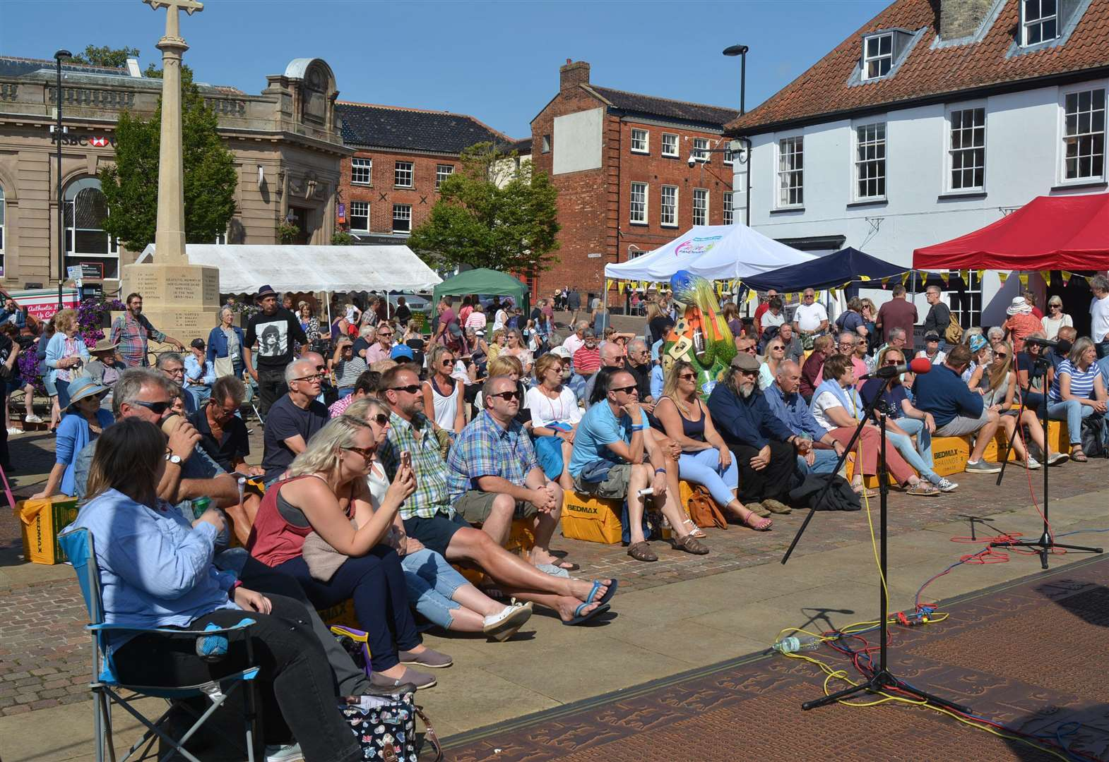 Fakenham music festival sets the beat for town's Active week