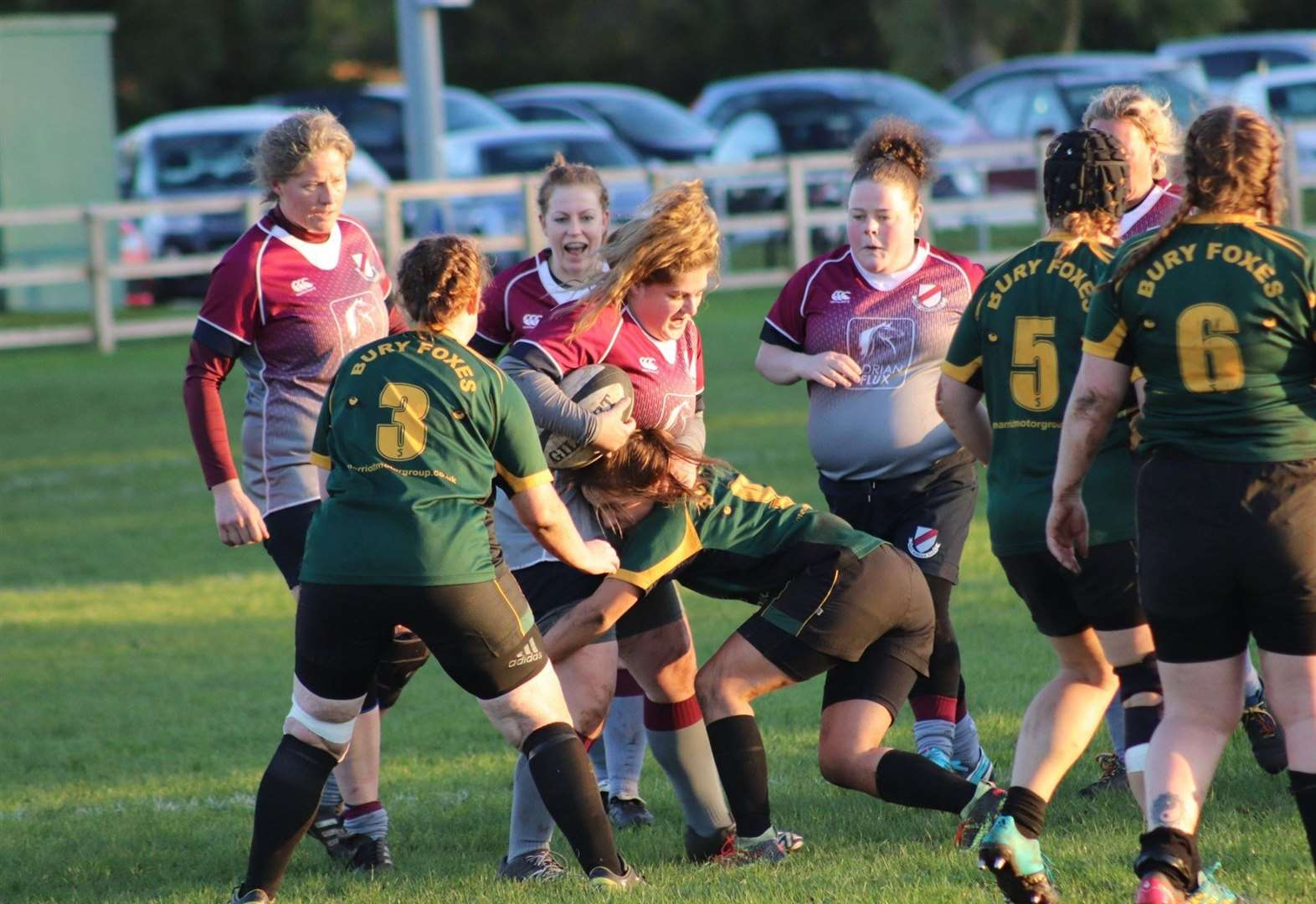 Ladies take the positives from Intermediate Cup reverse
