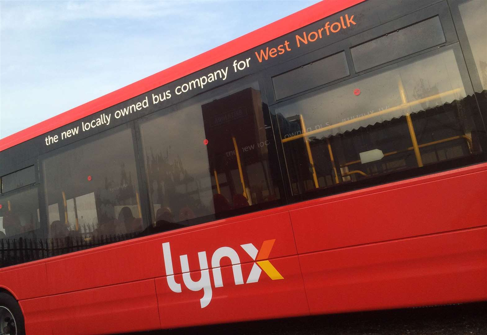 West Norfolk service delayed as police called to passenger refusing to leave bus