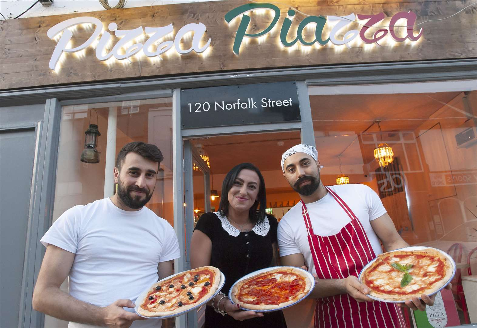 Restaurant serving authentic Italian food opens in Lynn town centre