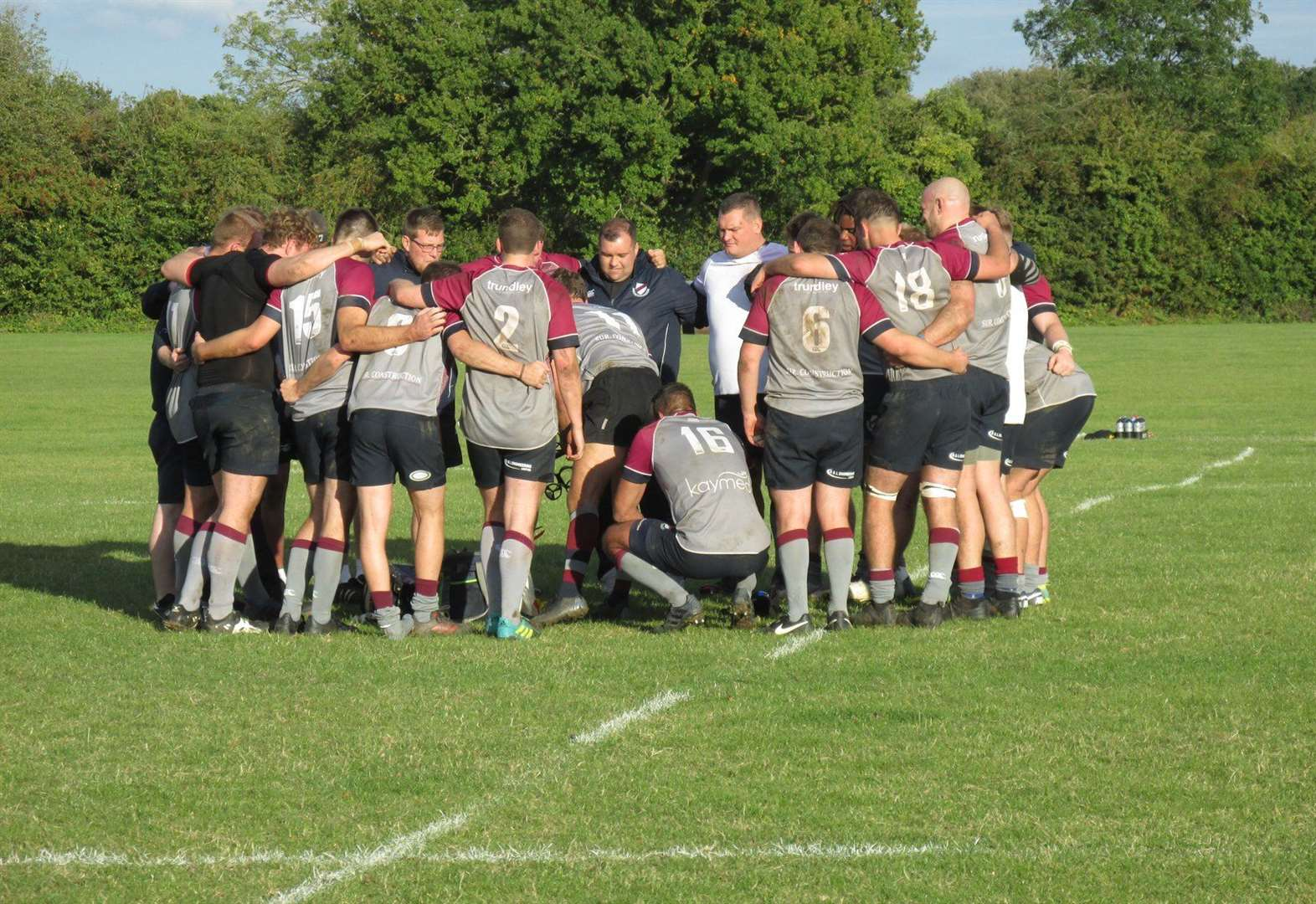West Norfolk move top after rare away win at Crusaders