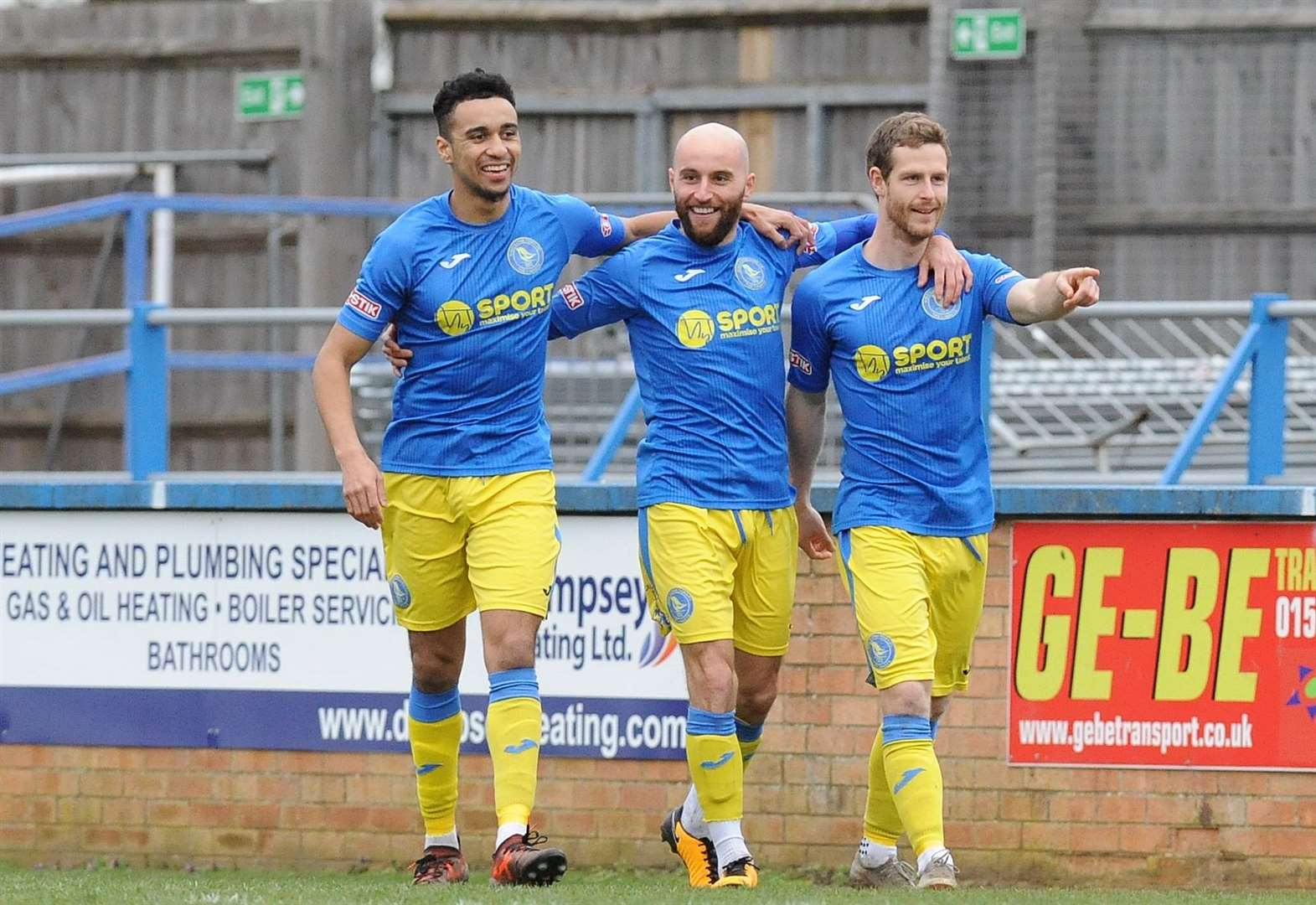 King's Lynn Town face make-or-break week on the pitch as they step up play-off bid