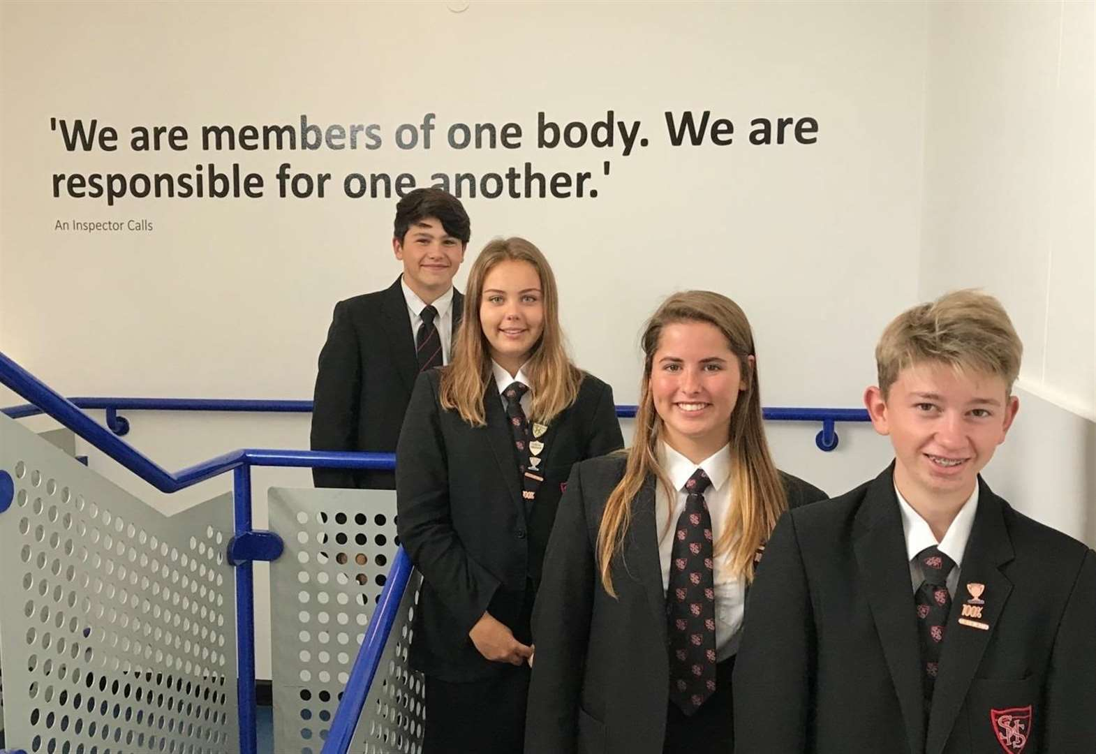 Smithdon revamp 'makes it feel like a new school'
