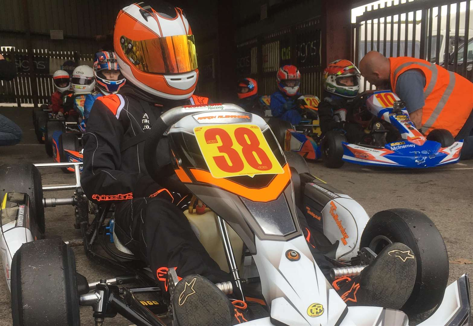 West Norfolk karting ace bags more success