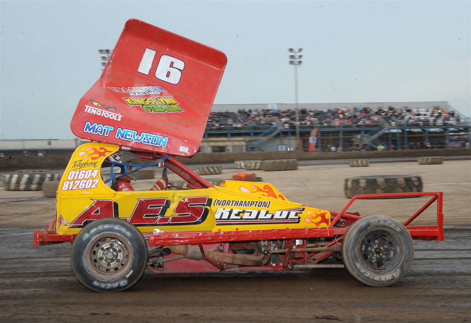 Stock cars: huge world final comes to Lynn