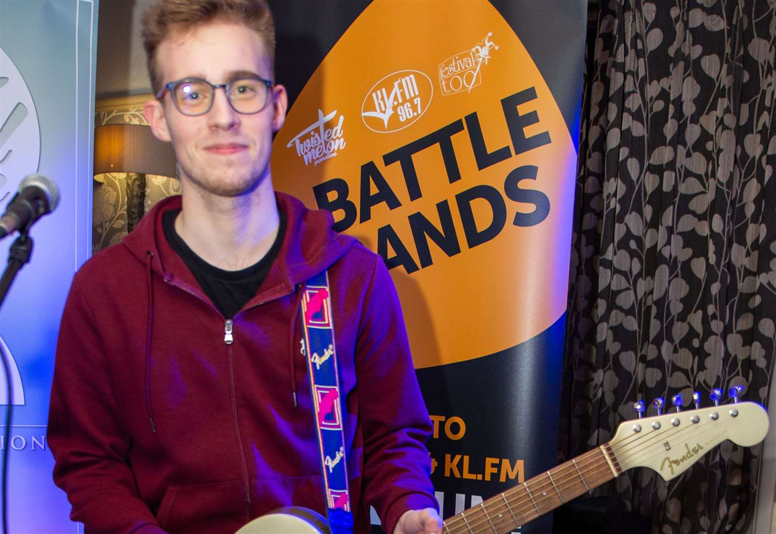 King's Lynn Battle of the Bands: Taylor-made acts reach acoustic final