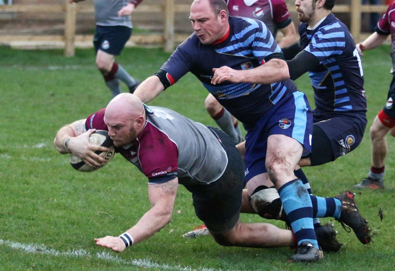 West Norfolk claim the derby spoils against Fakenham in London 3 Eastern Counties division