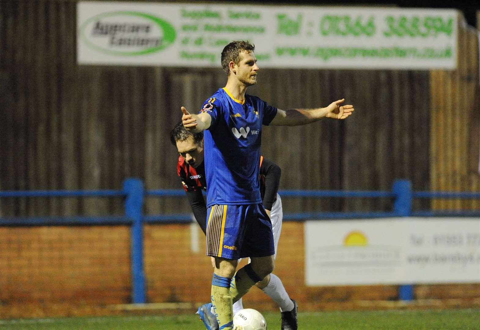 Marriott on target again as Linnets remain top of the National League North