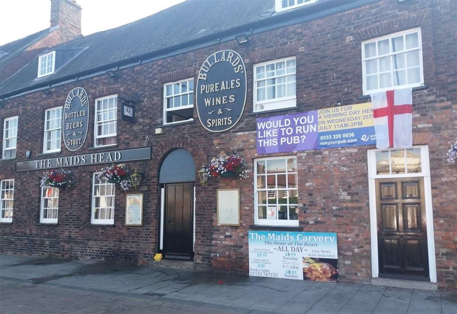 Search is on for new landlord at historic Lynn pub