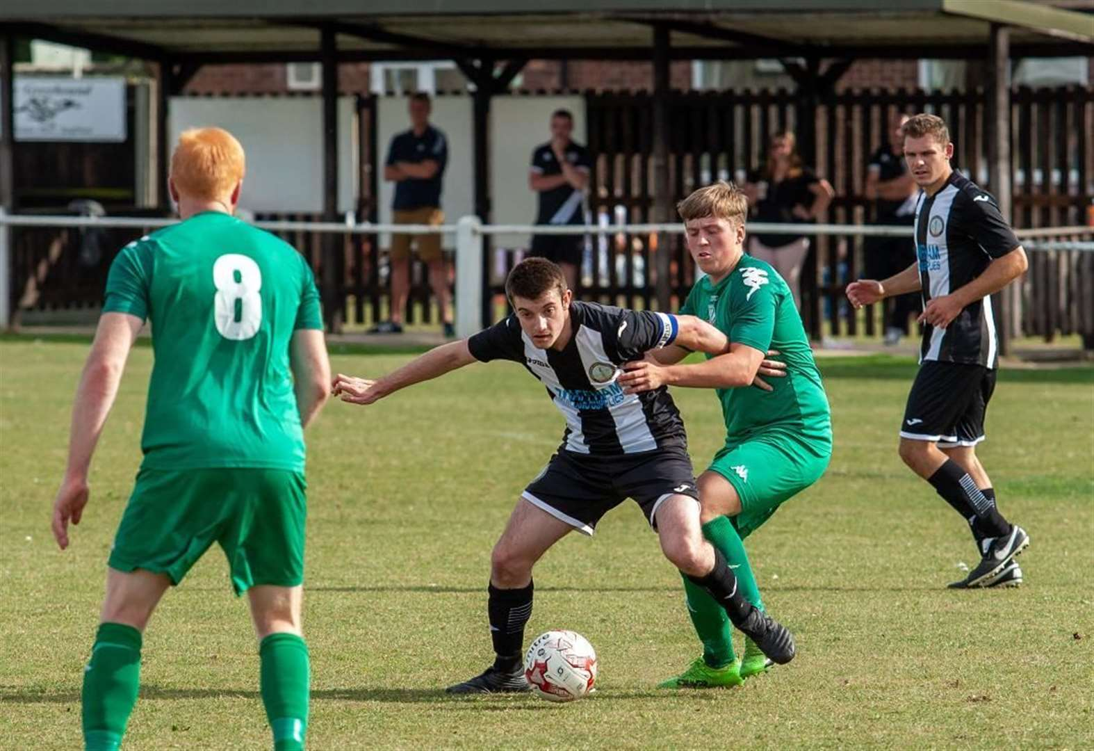 League leaders Downham Town continue excellent start to new season