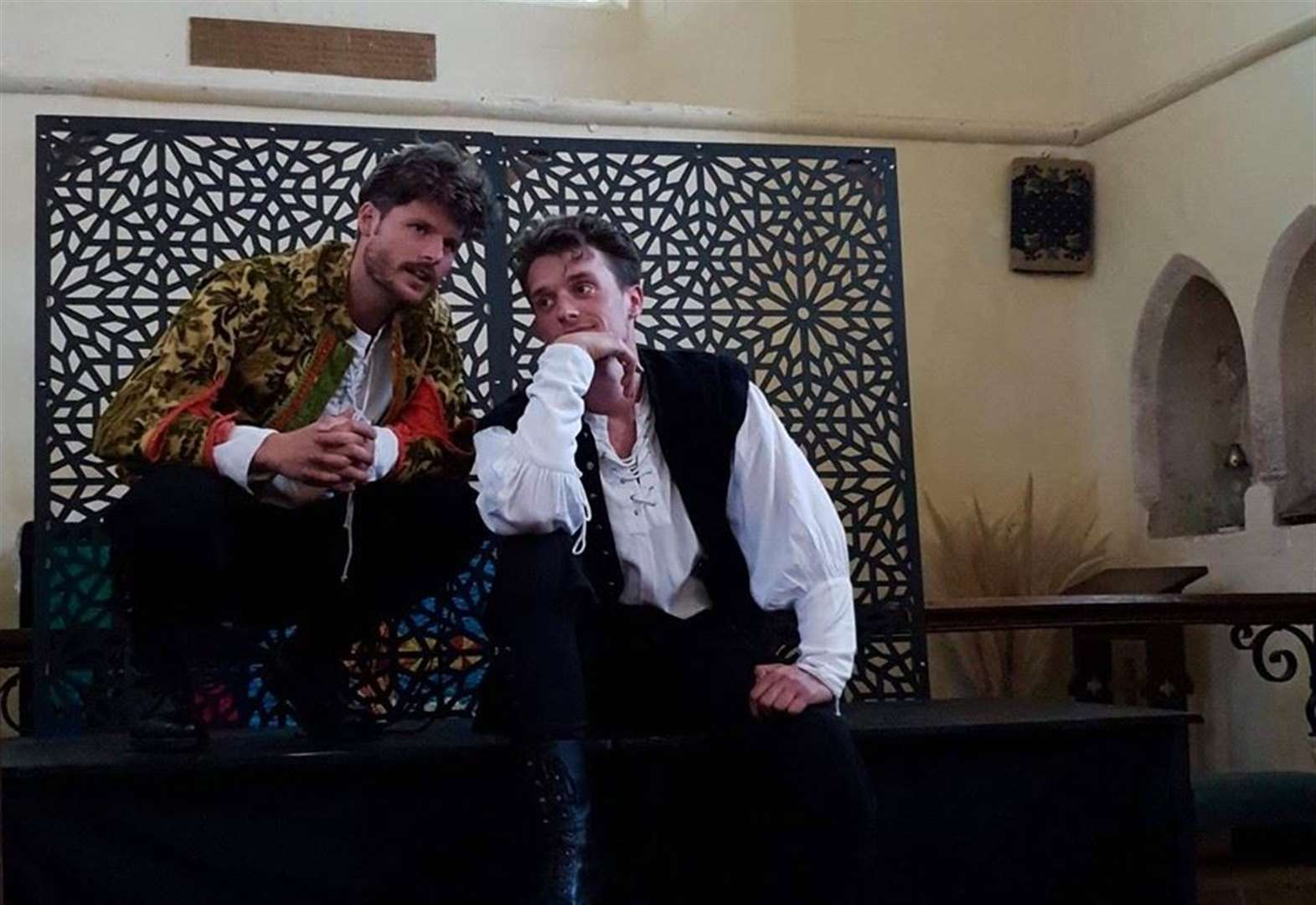 REVIEW: Romeo and Juliet at St Nicholas' Chapel