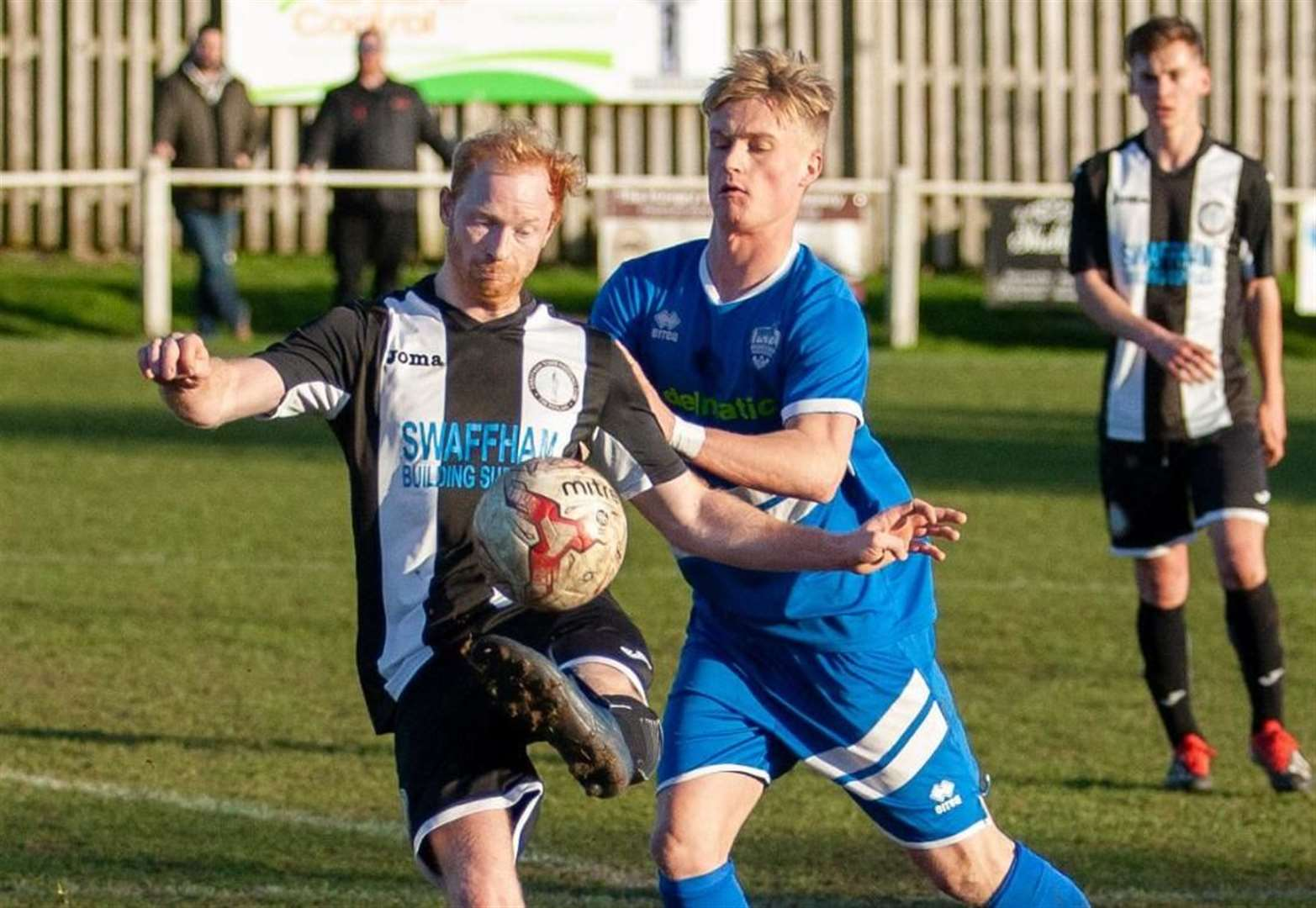 Swaffham Town account for cup heroes Wroxham
