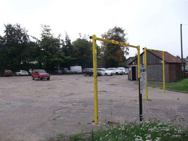 Work is due to start to resurface the Highfield Road car park in Fakenham, before charges to use it are introduced (4276258)