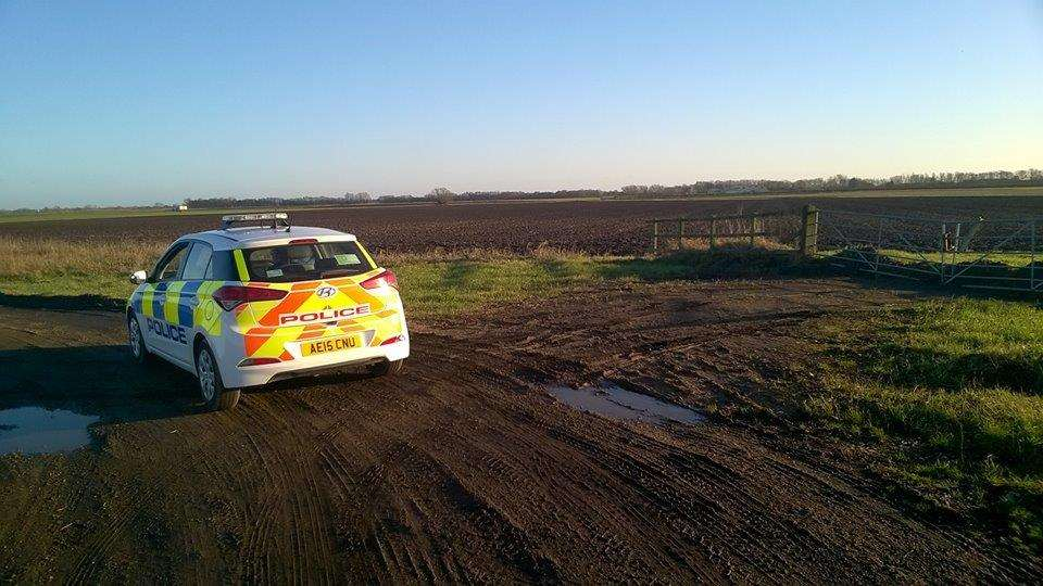 A man has been charged in connection with hare coursing in Oxborough.