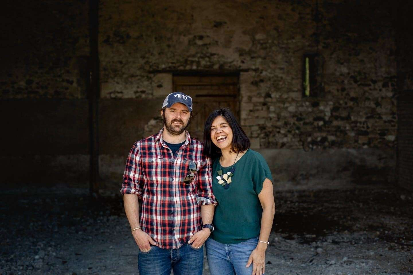 Derek Bates and Miranda Hudson, of Duration Brewing (42290425)