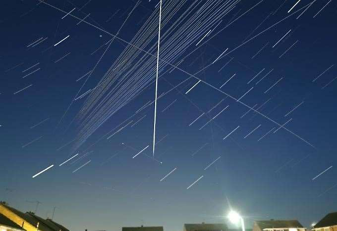 More than 150 Elon Musk Starlink Satellites will be passing over UK skies tonight